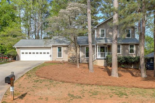 285 Seventeenth Fairway, Roswell, GA 30076 (MLS #6869023) :: North Atlanta Home Team
