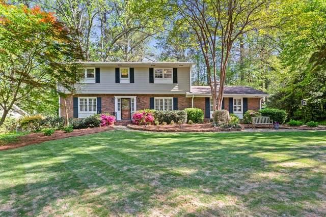 1620 Rochelle Drive, Atlanta, GA 30338 (MLS #6869024) :: Dillard and Company Realty Group