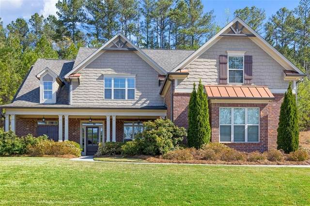 158 Red Hawk Way, Dallas, GA 30132 (MLS #6869040) :: Lucido Global