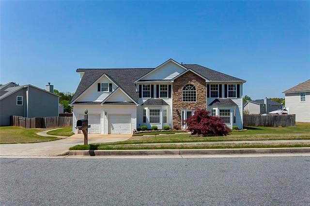 2259 Exchange Place SE, Conyers, GA 30013 (MLS #6869044) :: Charlie Ballard Real Estate