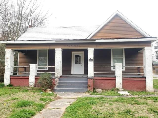 2353 Dauphine Street, East Point, GA 30344 (MLS #6869045) :: Charlie Ballard Real Estate