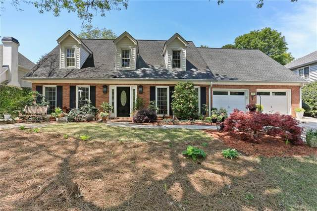 2880 Wynfair Drive, Marietta, GA 30062 (MLS #6869049) :: Keller Williams Realty Cityside