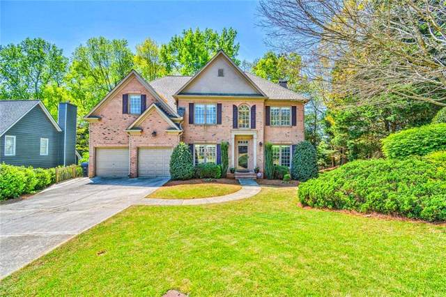 3802 Havenmist Cove, Suwanee, GA 30024 (MLS #6869052) :: Charlie Ballard Real Estate