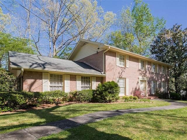 910 Edgewater Trail, Sandy Springs, GA 30328 (MLS #6869060) :: North Atlanta Home Team