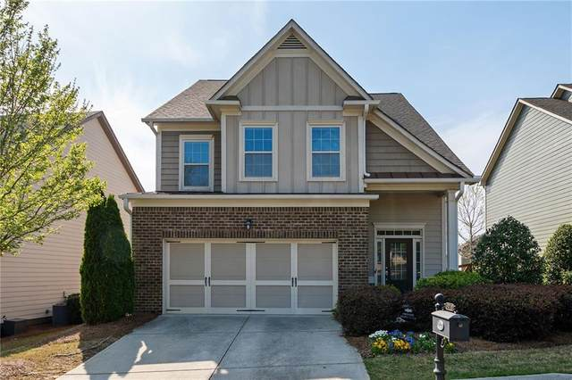 6910 Golden Bud Lane, Flowery Branch, GA 30542 (MLS #6869066) :: North Atlanta Home Team