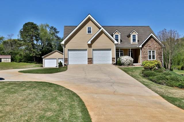 8045 Bailey Mill Road, Gainesville, GA 30506 (MLS #6869075) :: Keller Williams Realty Cityside