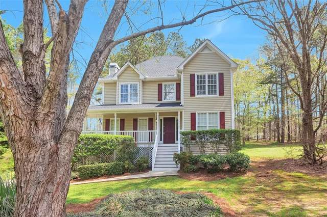 417 Warrenton Drive, Douglasville, GA 30134 (MLS #6869083) :: Path & Post Real Estate