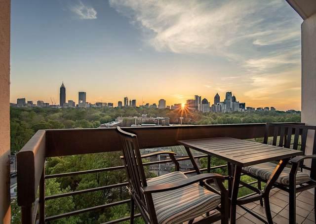 587 Virginia Avenue NE #5, Atlanta, GA 30306 (MLS #6869094) :: HergGroup Atlanta
