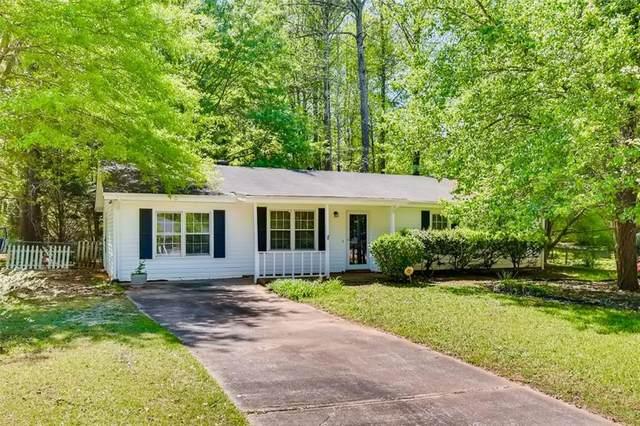361 Morris Drive SE, Conyers, GA 30094 (MLS #6869097) :: North Atlanta Home Team