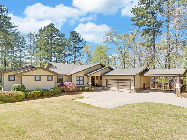 305 Julian Creek Road, Dawsonville, GA 30534 (MLS #6869101) :: North Atlanta Home Team