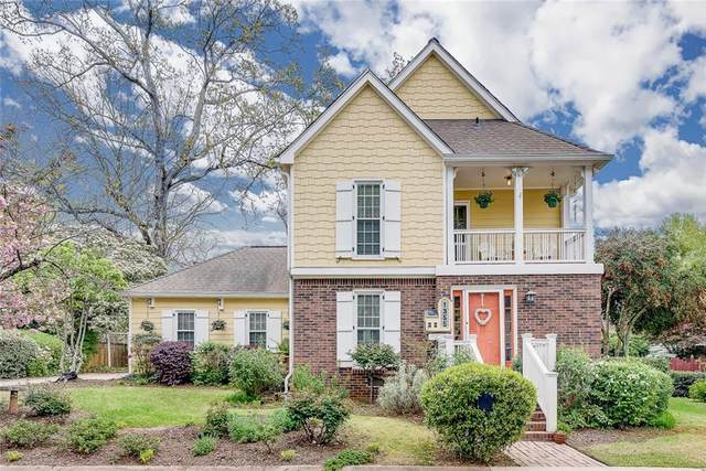 1355 Briers Drive, Stone Mountain, GA 30083 (MLS #6869109) :: North Atlanta Home Team