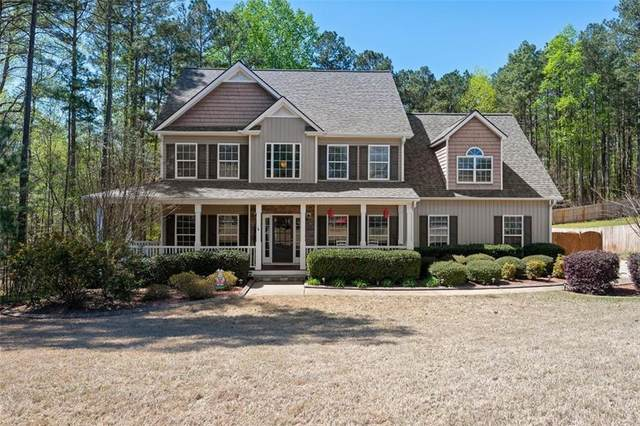 593 Somersby Drive, Dallas, GA 30157 (MLS #6869111) :: North Atlanta Home Team