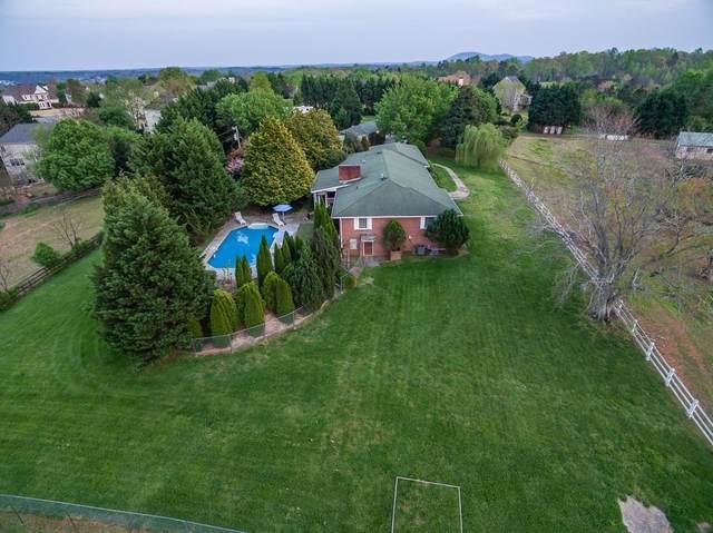 882 Ranchwood Trail, Woodstock, GA 30188 (MLS #6869112) :: Charlie Ballard Real Estate