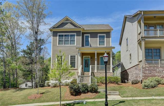 3730 Suwanee Green Parkway, Suwanee, GA 30024 (MLS #6869114) :: Lucido Global
