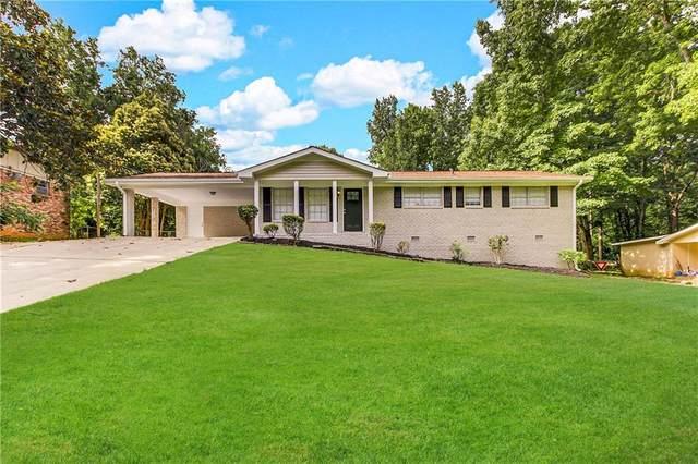 6214 Marilla Street, Douglasville, GA 30135 (MLS #6869142) :: Kennesaw Life Real Estate