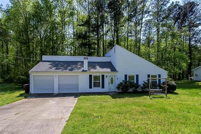 3269 Lancer Drive, Powder Springs, GA 30127 (MLS #6869156) :: Kennesaw Life Real Estate