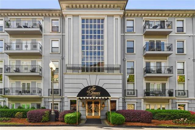 3203 Lenox Road NE #15, Atlanta, GA 30324 (MLS #6869171) :: The Hinsons - Mike Hinson & Harriet Hinson