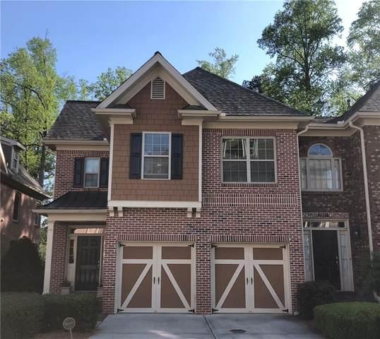 5211 Merrimont Drive, Alpharetta, GA 30022 (MLS #6869173) :: North Atlanta Home Team