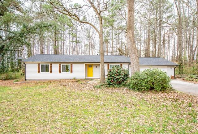 416 Warren Road, Lawrenceville, GA 30044 (MLS #6869181) :: North Atlanta Home Team