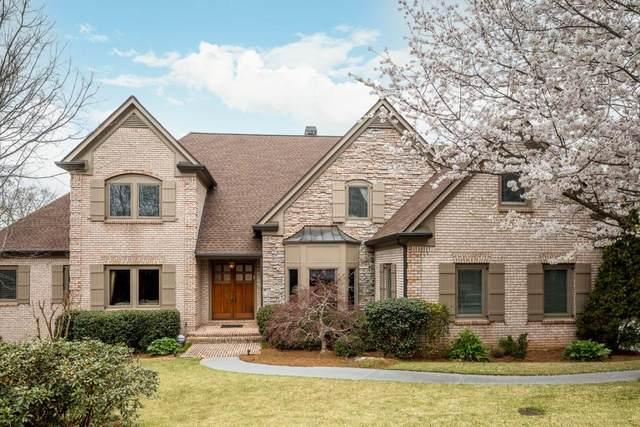 1650 Powers Ridge Place, Sandy Springs, GA 30327 (MLS #6869185) :: North Atlanta Home Team