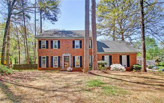 3675 Occidental Court, Decatur, GA 30034 (MLS #6869190) :: Lucido Global
