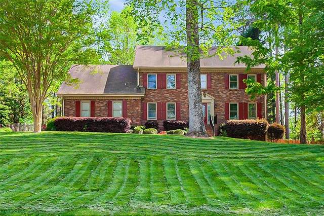 4002 Glen Meadow Drive, Peachtree Corners, GA 30092 (MLS #6869192) :: Keller Williams Realty Cityside