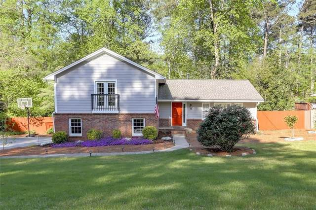4395 Reef Road, Marietta, GA 30066 (MLS #6869236) :: Kennesaw Life Real Estate
