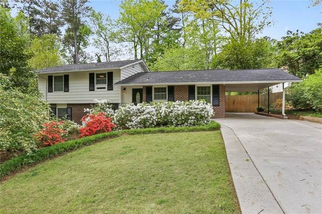 3672 Cold Spring Lane, Chamblee, GA 30341 (MLS #6869245) :: North Atlanta Home Team