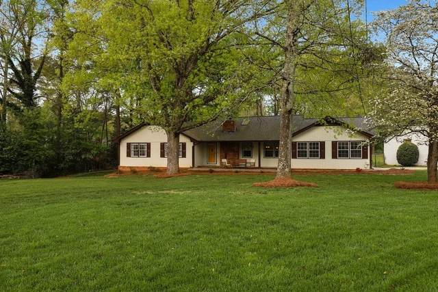 3980 Manor House Drive, Marietta, GA 30062 (MLS #6869257) :: The Heyl Group at Keller Williams