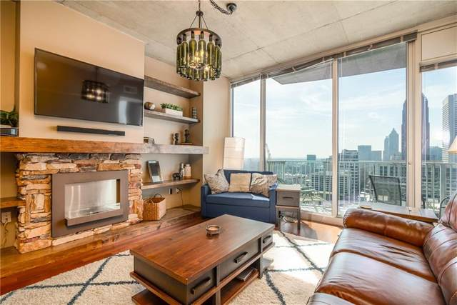 860 Peachtree Street NE #2504, Atlanta, GA 30308 (MLS #6869262) :: North Atlanta Home Team