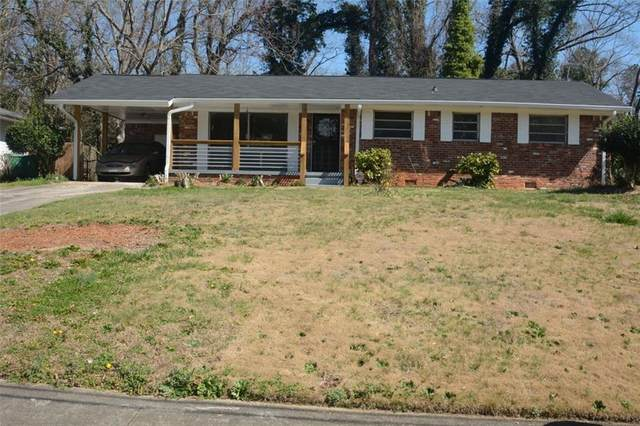 2403 Shamrock Drive, Decatur, GA 30032 (MLS #6869272) :: The Zac Team @ RE/MAX Metro Atlanta