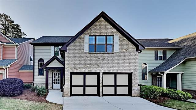 151 Brownstone Place #27, Marietta, GA 30008 (MLS #6869274) :: North Atlanta Home Team