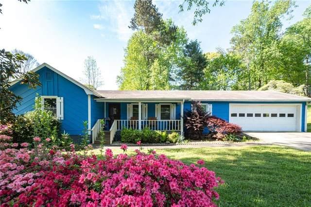 5034 Red Oak Lane, Gainesville, GA 30506 (MLS #6869276) :: Keller Williams Realty Cityside
