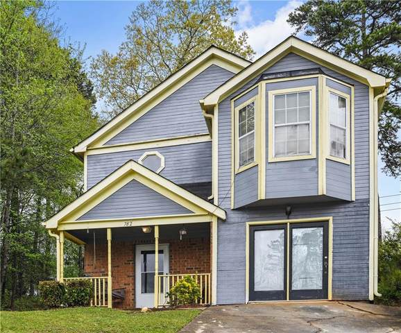 782 Ashley Lane, Stone Mountain, GA 30087 (MLS #6869279) :: North Atlanta Home Team