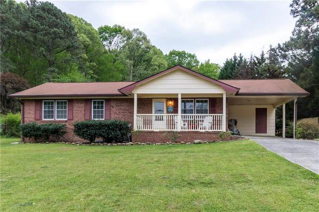 311 Rudy York Road NW, Cartersville, GA 30121 (MLS #6869288) :: Kennesaw Life Real Estate