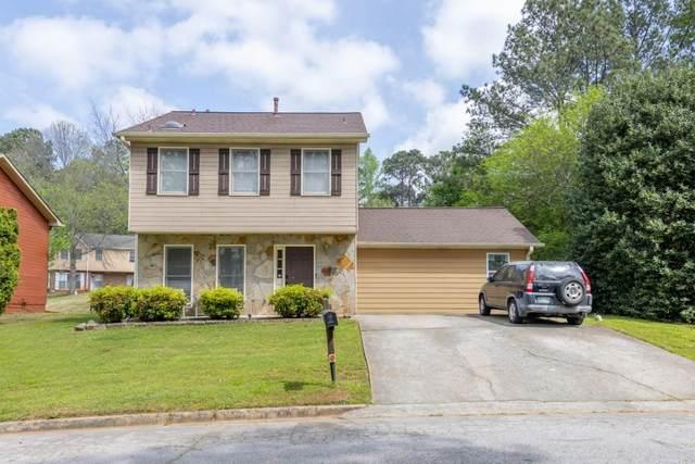 4836 Autumn Circle, Stone Mountain, GA 30088 (MLS #6869292) :: North Atlanta Home Team