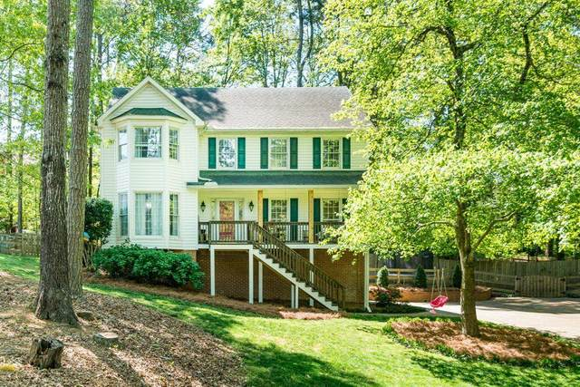 2023 Rocky Point Bluff NW, Kennesaw, GA 30152 (MLS #6869296) :: North Atlanta Home Team