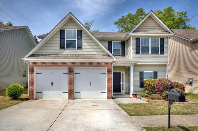 12 Misty Court, Dallas, GA 30157 (MLS #6869303) :: Path & Post Real Estate