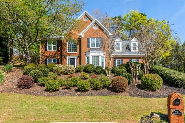 980 Brickleberry Lane, Marietta, GA 30062 (MLS #6869316) :: Kennesaw Life Real Estate