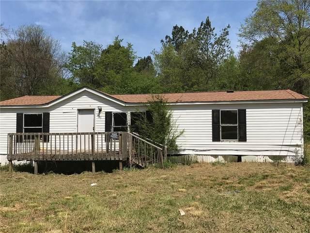 145 Youngs Valley Road, Buchanan, GA 30113 (MLS #6869318) :: Compass Georgia LLC