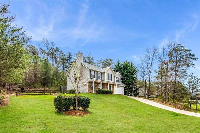 95 Kerns Ridge Court, Dawsonville, GA 30534 (MLS #6869320) :: North Atlanta Home Team
