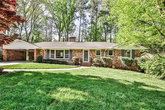2371 Heather Drive, Decatur, GA 30033 (MLS #6869323) :: North Atlanta Home Team