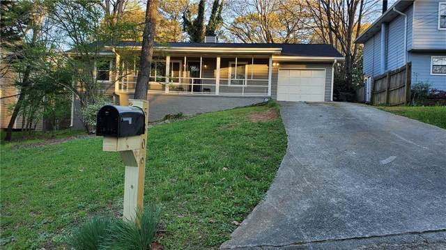 5806 Western Hills Drive, Norcross, GA 30071 (MLS #6869336) :: Todd Lemoine Team