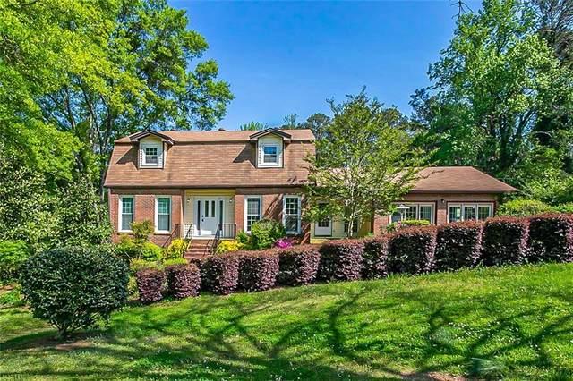 1629 Colonial South Drive SW, Conyers, GA 30094 (MLS #6869339) :: North Atlanta Home Team