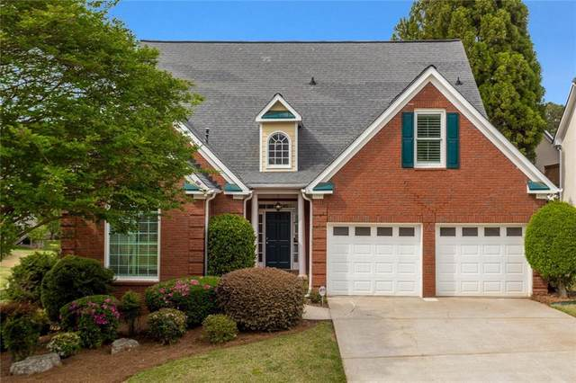 4997 Secluded Pines Drive, Marietta, GA 30068 (MLS #6869342) :: The Cowan Connection Team