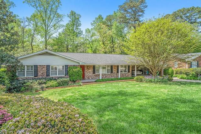 1504 Kahanna Drive, Decatur, GA 30033 (MLS #6869343) :: North Atlanta Home Team