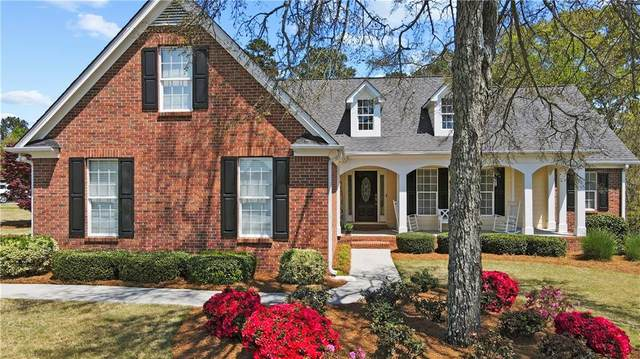 781 Towering Pine Trail, Lawrenceville, GA 30045 (MLS #6869344) :: RE/MAX One Stop