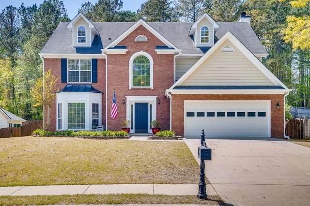 842 Fairmont Park Drive, Dacula, GA 30019 (MLS #6869352) :: North Atlanta Home Team