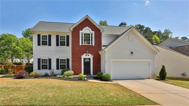 62 Rockridge Drive, Newnan, GA 30265 (MLS #6869367) :: North Atlanta Home Team