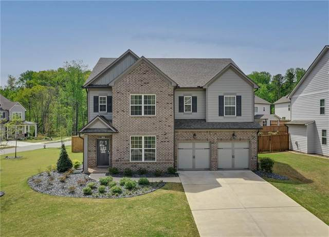 1834 Goodhearth Drive NE, Marietta, GA 30066 (MLS #6869370) :: Kennesaw Life Real Estate